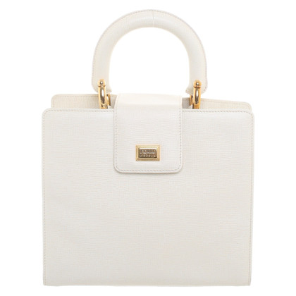 Ferre Handbag in cream