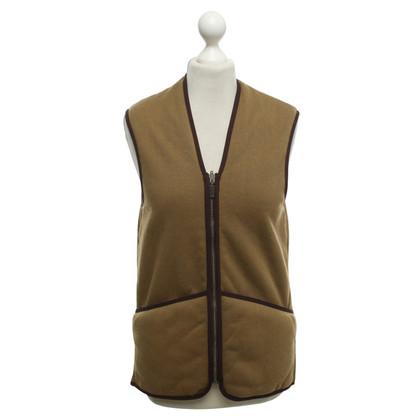 Barbour Vest in bruin