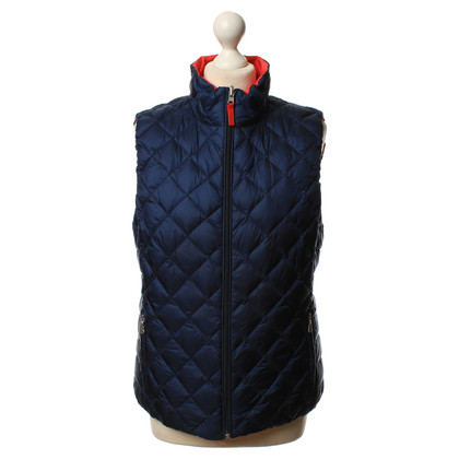 Bogner Down vest to turn