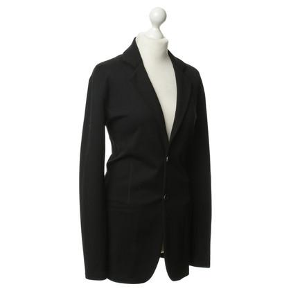 Armani Sportieve Blazer in zwart