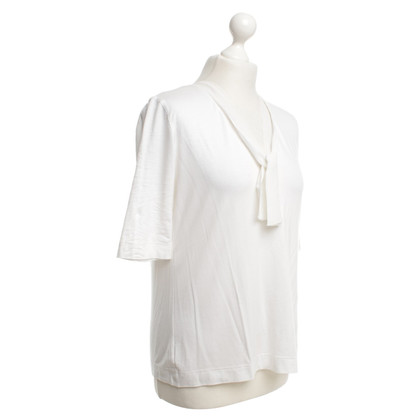 Akris top in white