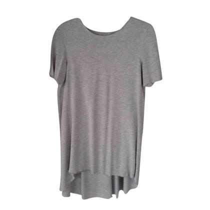 Cos T-shirt in grigio
