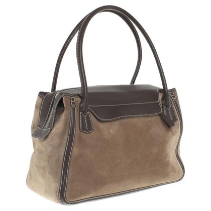 Tod's Handtasche in Ocker