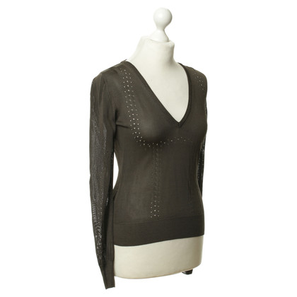 Yves Saint Laurent Sweater knit look