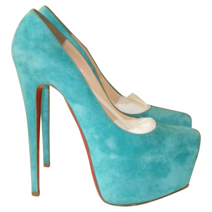 Christian Louboutin Plateau-Pumps