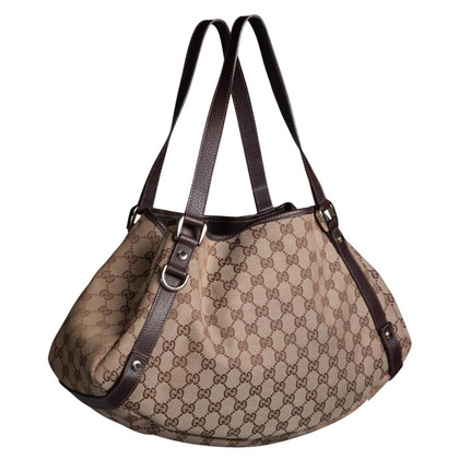 Gucci Shoulder bag with Guccissima patterns