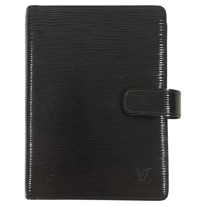 Louis Vuitton Agenda Fonctionnel MM Epi elettrico