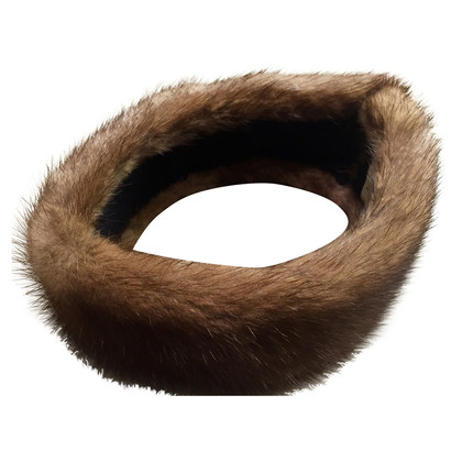 Max Mara Fur collar