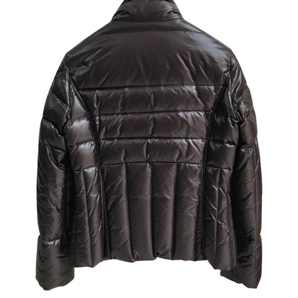 Fay Quilted jacket in brown