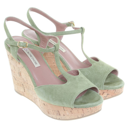 L'autre Chose Summer wedges