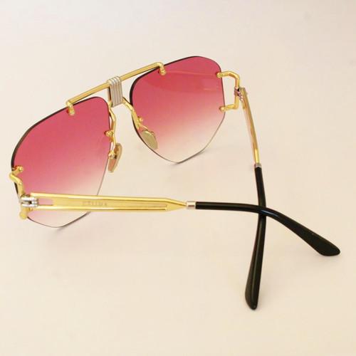 e9d7a1ba19b Céline Sunglasses in Red - Second Hand Céline Sunglasses in Red buy ...