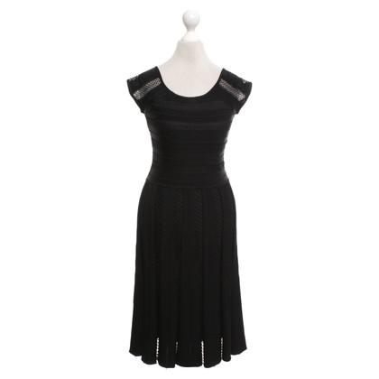 Issa Kleid in Schwarz