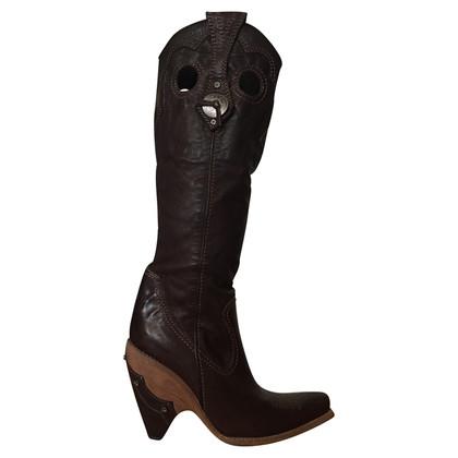Christian Dior Boots im Cowboy-Stil