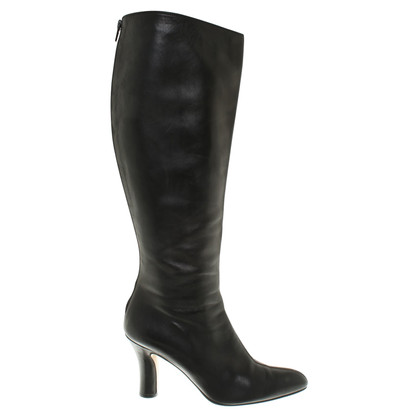 Walter Steiger Boots in black
