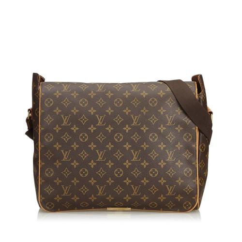 024d77b6daed Louis Vuitton Sac à bandoulière en Toile en Marron - Acheter Louis ...