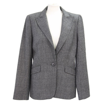Hobbs Blazer in Dark Grey