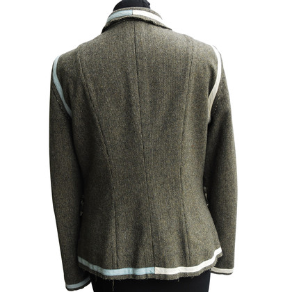 Moschino Cheap and Chic Wool blazer