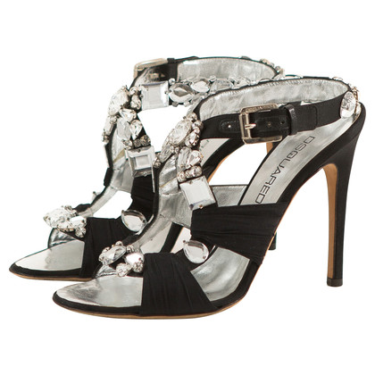 Dsquared2 satin sandals