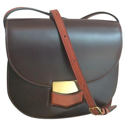 Céline Trotteur Bag Bicolor