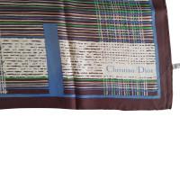 Christian Dior sciarpa di seta