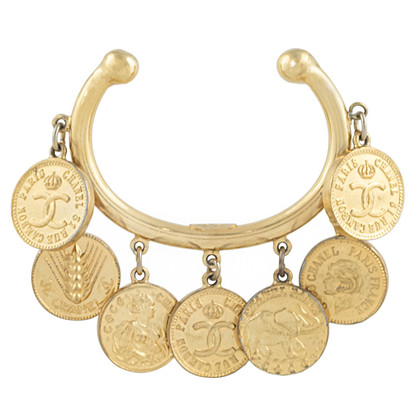 Chanel Bracelet with coin pendants
