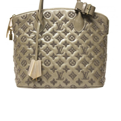 "Louis Vuitton ""Lockit monogram di fascino Gris"""