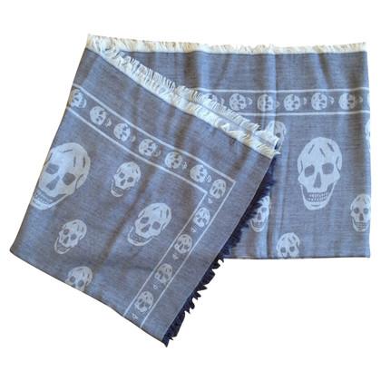 Alexander McQueen Schedel sjaal