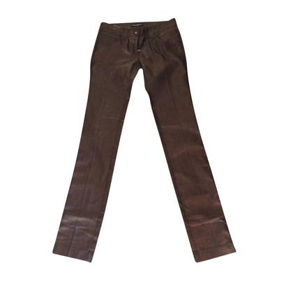 Dolce & Gabbana Jeans bronzo slim
