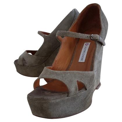 L'autre Chose Sandals Wedge