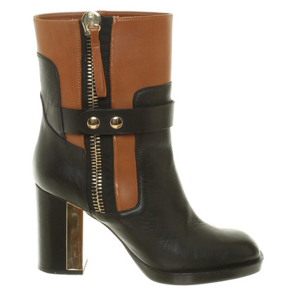 Baldinini Ankle boots leather