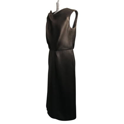 Oscar de la Renta Silk mid-length dress