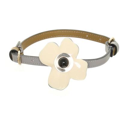Marni Wrap bracelet with flower