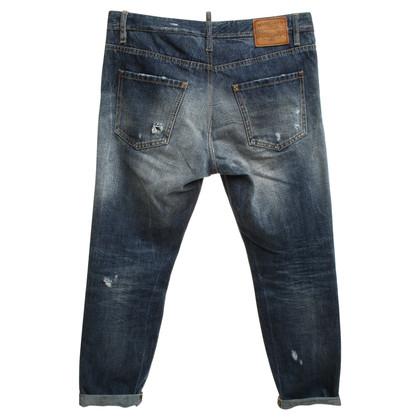 Dsquared2 jeans Patchwork