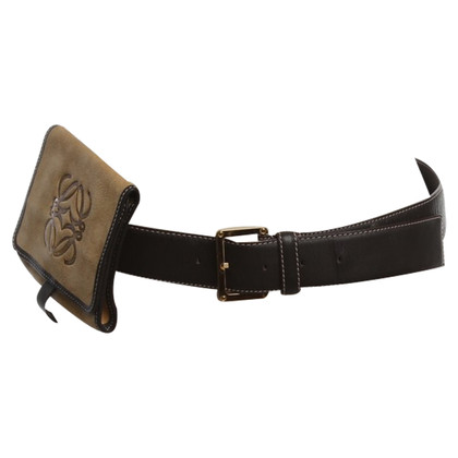 Loewe Belt with bag