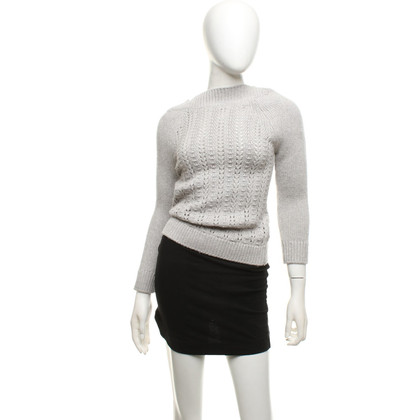 Ted Baker Knitted jumper with gemstones