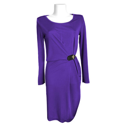 Versace Dress in purple