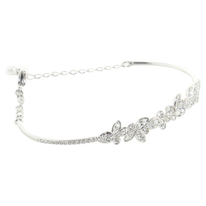 Swarovski Bangle with Swarovski stones