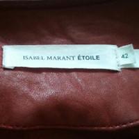 Isabel Marant Etoile Lederen jas