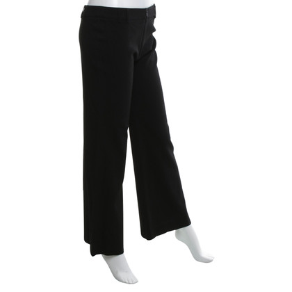 French Connection Classic trousers in black