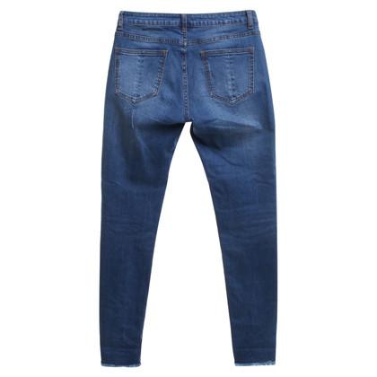Steffen Schraut Jeans con rivetti