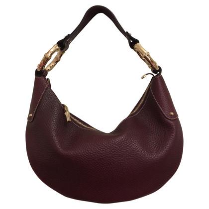 Gucci Shoulder bag in Bordeaux