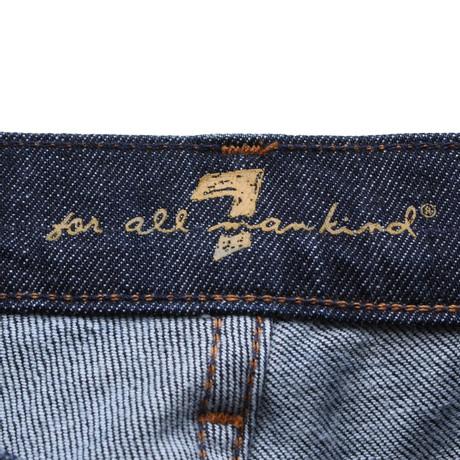 For Dunkelblau All 7 in Jeans 7 Mankind For Blau xnWwpARO