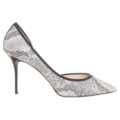 Casadei Pumps with animal print