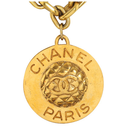 Chanel Golden chain