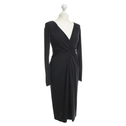 Michael Kors Kleid in Dunkelblau