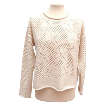 Iris von Arnim maglione maglia con motivo
