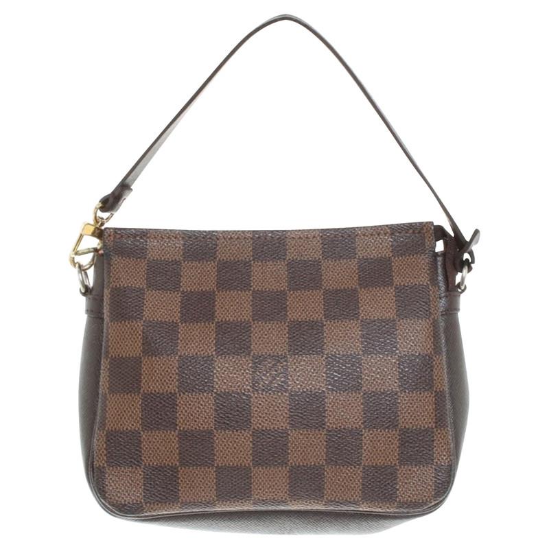 Louis Vuitton Mini Pochette Accessoires Damier Ebene