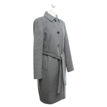Hugo Boss Coat in mottled grey