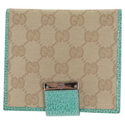 Gucci Wallet in beige