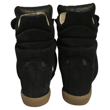 Isabel Marant Wedges in donkerblauw
